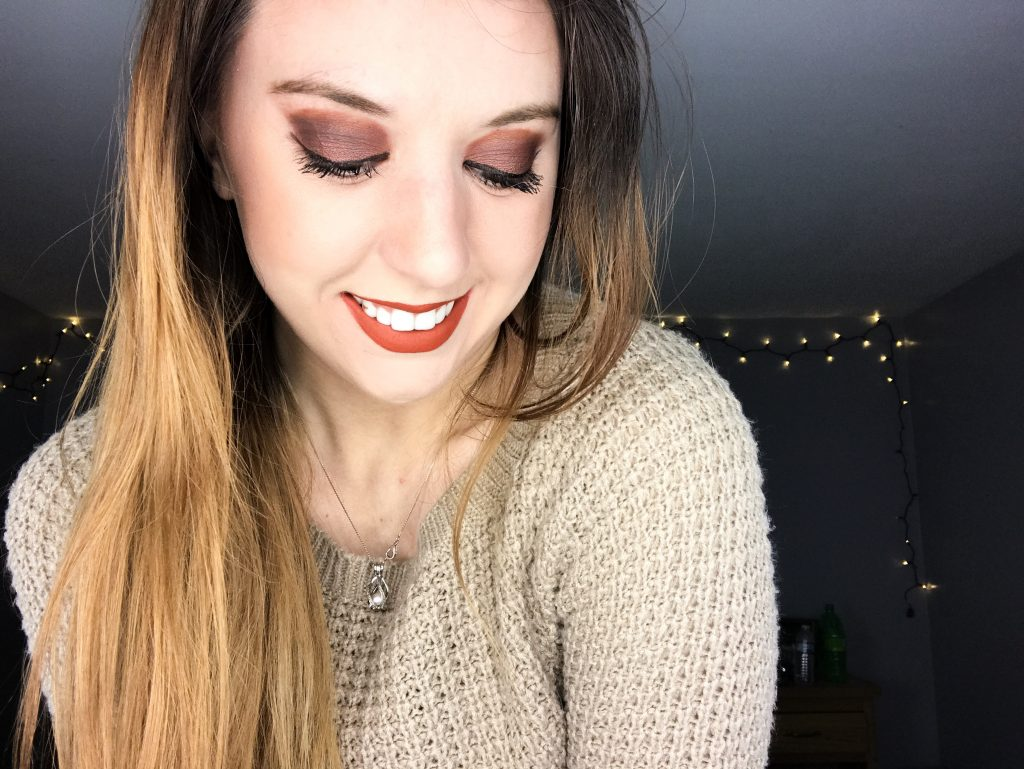 Gingerbread Melted Matte Lip by Too Faced