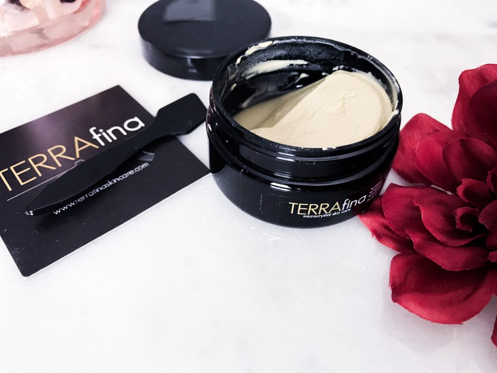 Terrafina all natural face mask - gift ideas