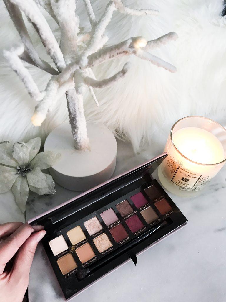 Winter Tag - Beauty makeup