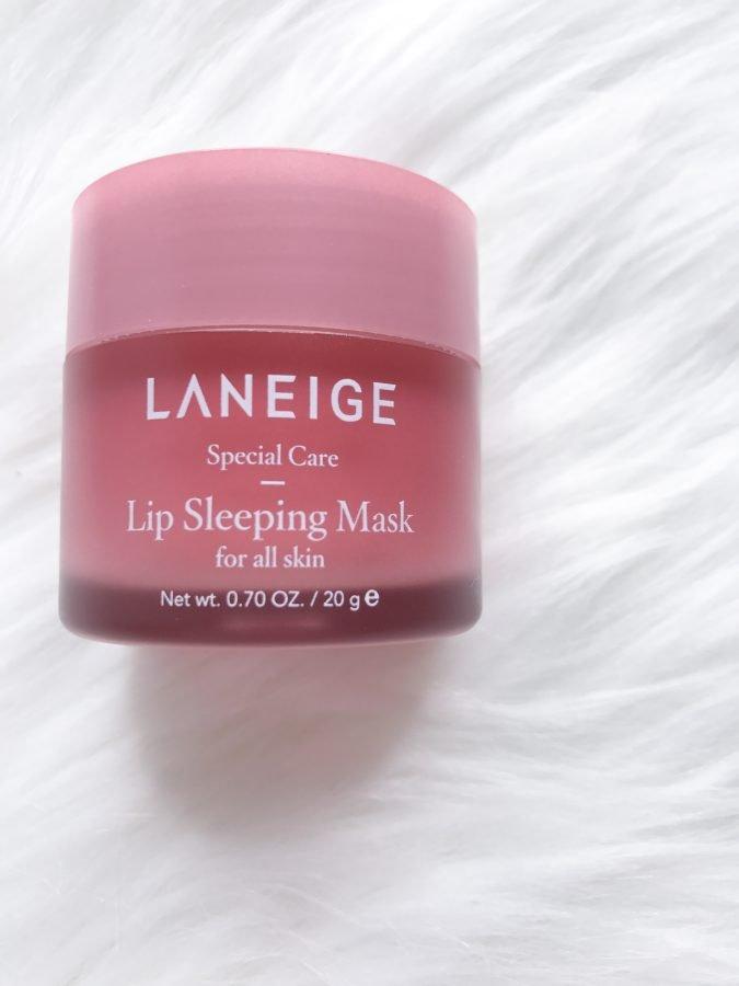 April beauty obsessions. Lip mask treatment