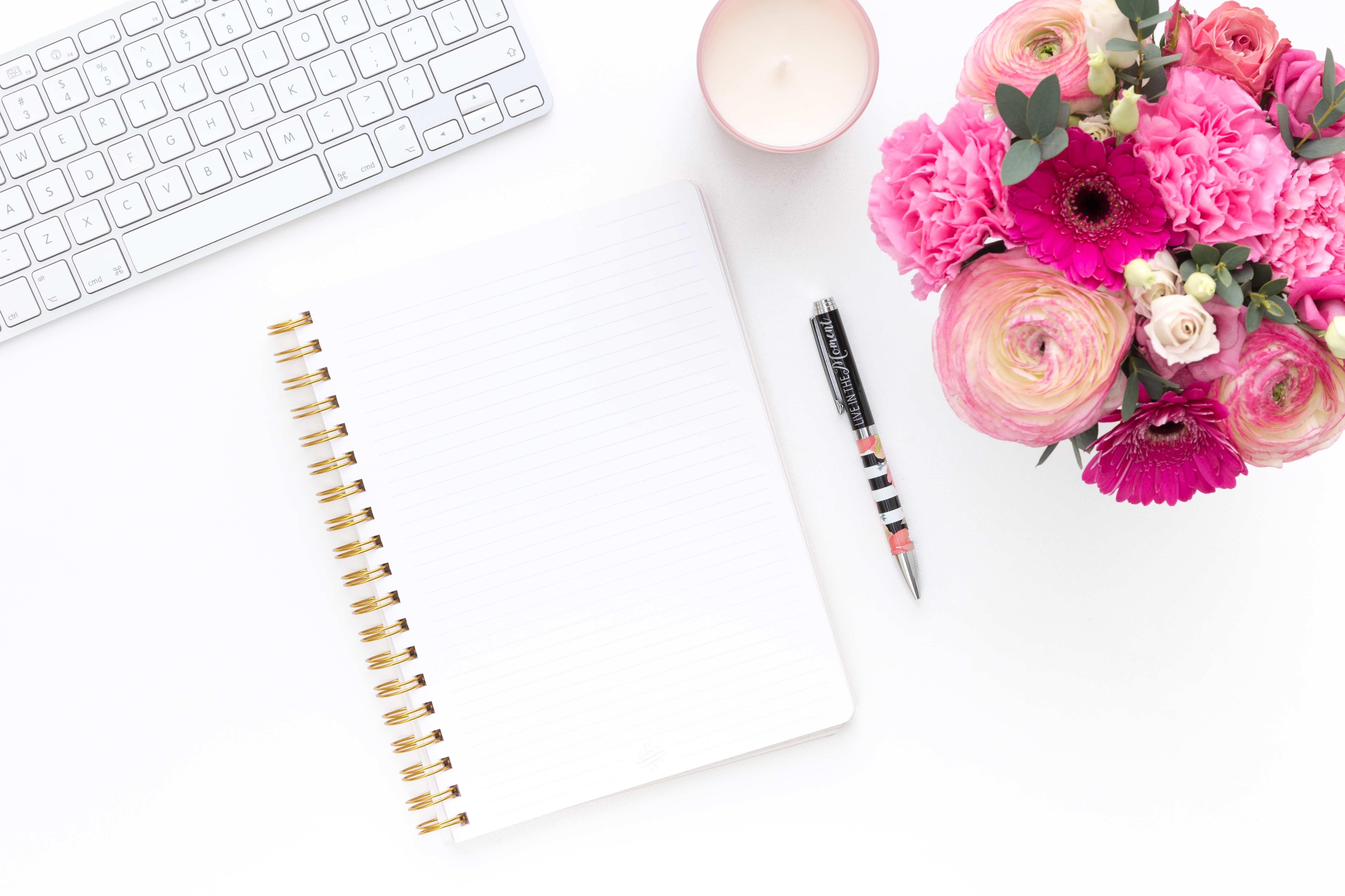 How to stay organized and motivated!